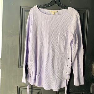 Light purple Michael kors sweater